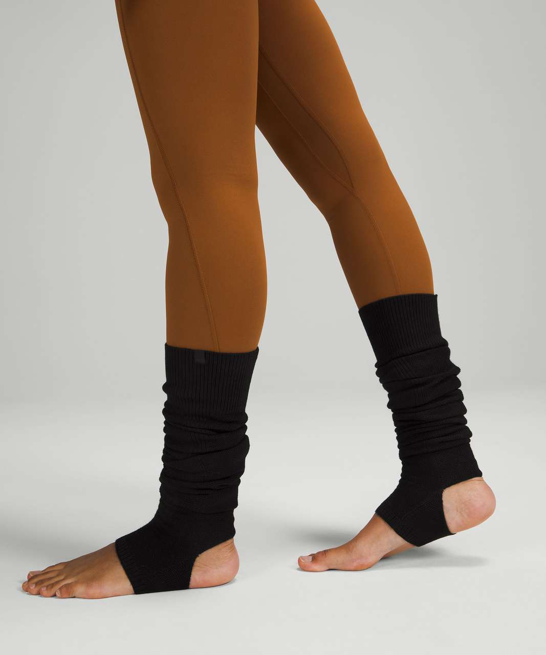 Lululemon Evolution Leg Warmer - Black