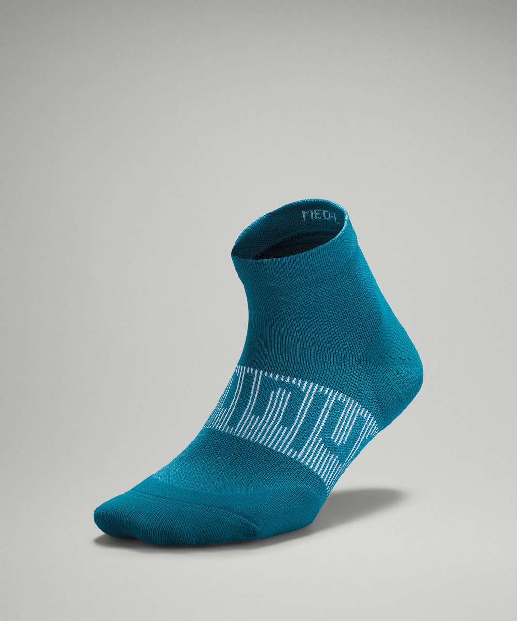 Lululemon Power Stride Ankle Sock - Capture Blue
