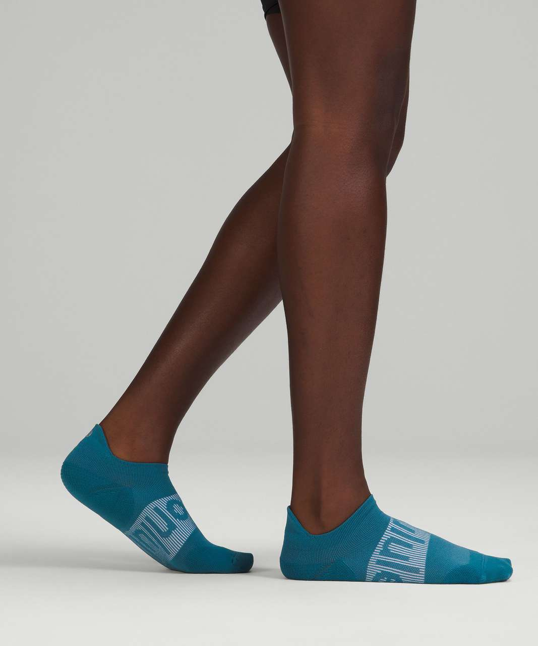 Lululemon Power Stride Tab Sock - Capture Blue