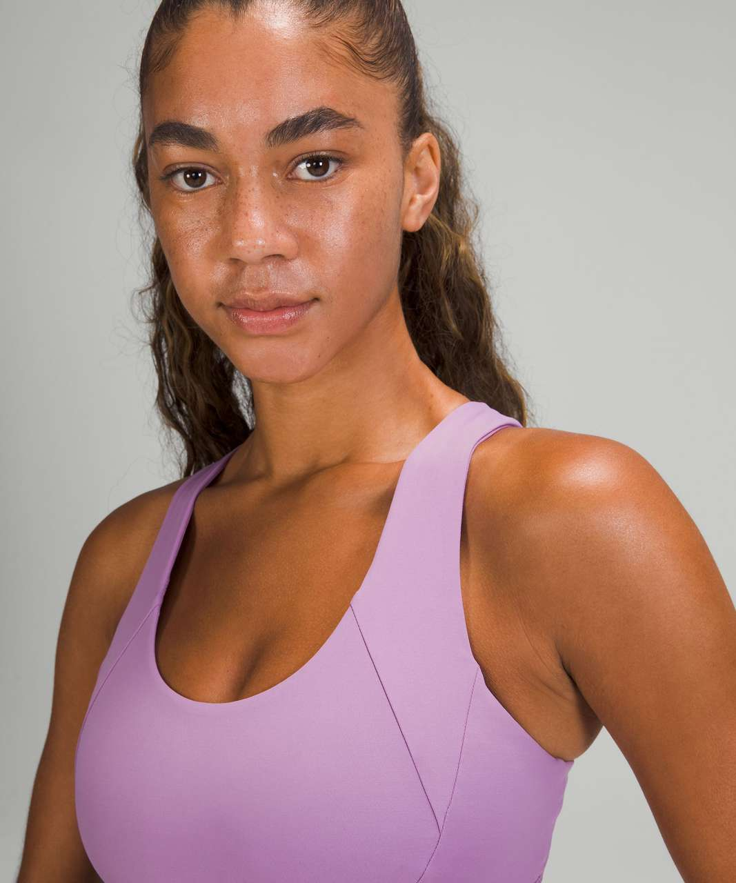 Lululemon Free To Be Elevated Bra *Light Support, DD/E Cup - Wisteria Purple