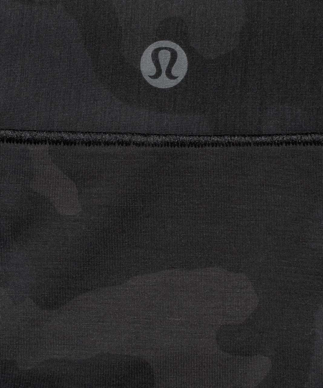 Lululemon UnderEase Mid Rise Hipster Underwear - Incognito Camo Multi Grey