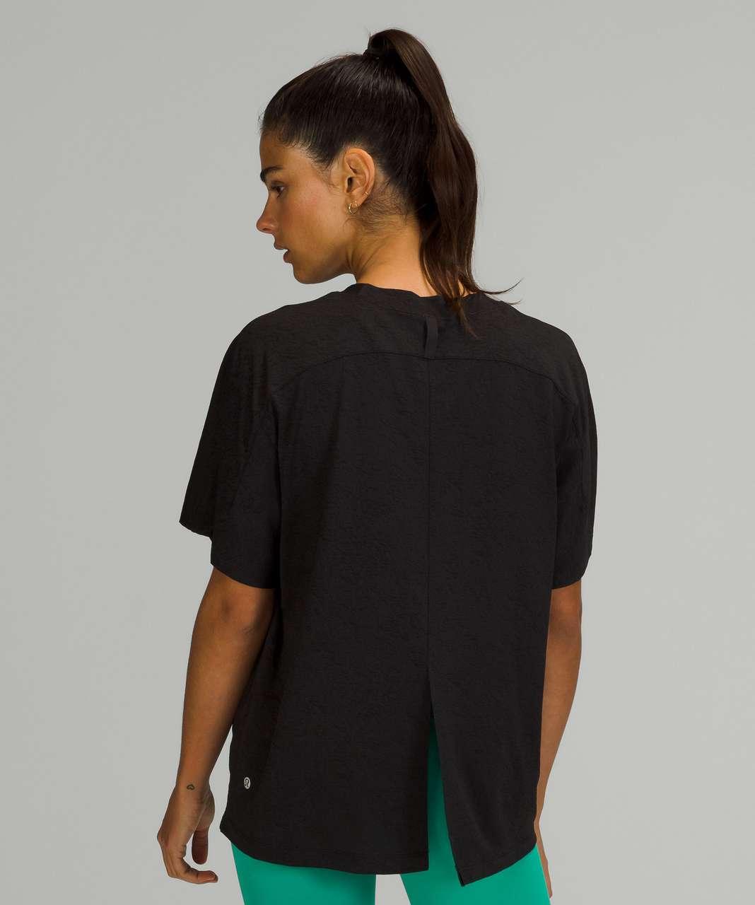 Lululemon Crew Neck Training T-Shirt - Black
