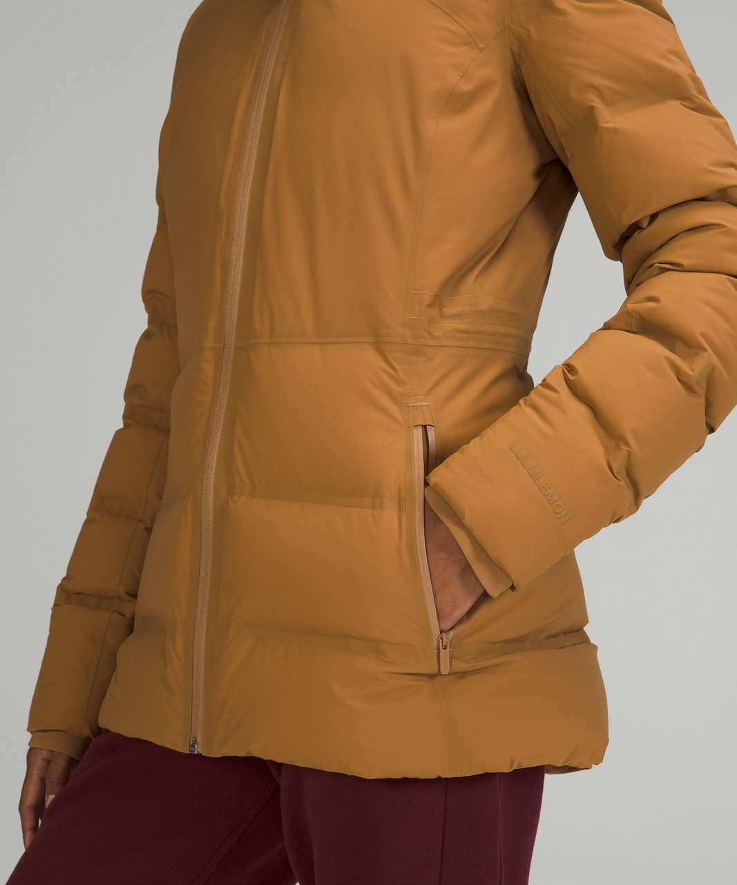 Lululemon Sleet Street Jacket - Bold Beige