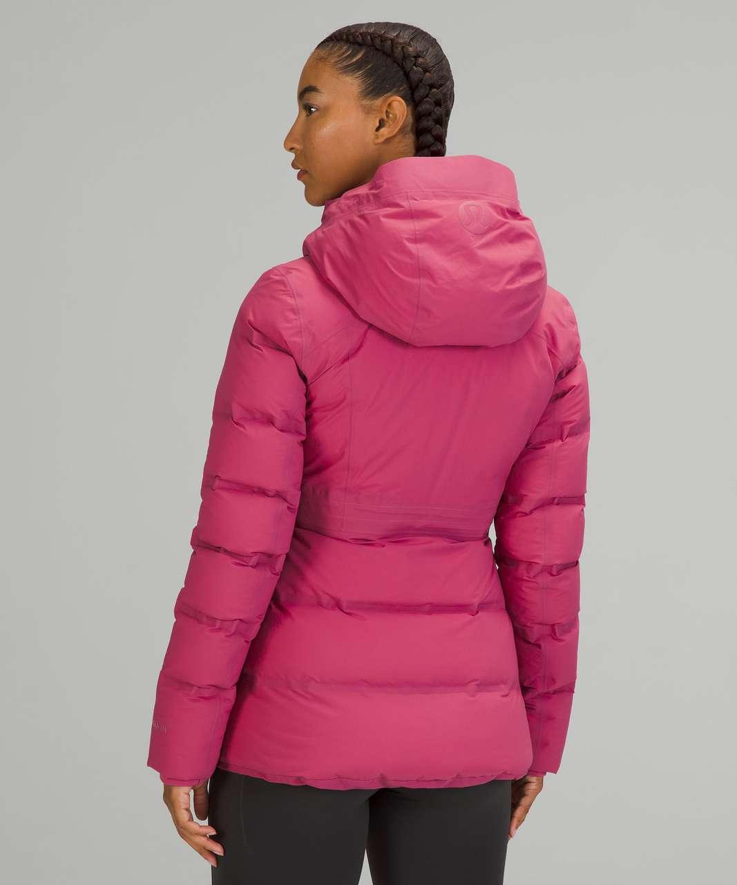 Lululemon Sleet Street Jacket - Pink Lychee