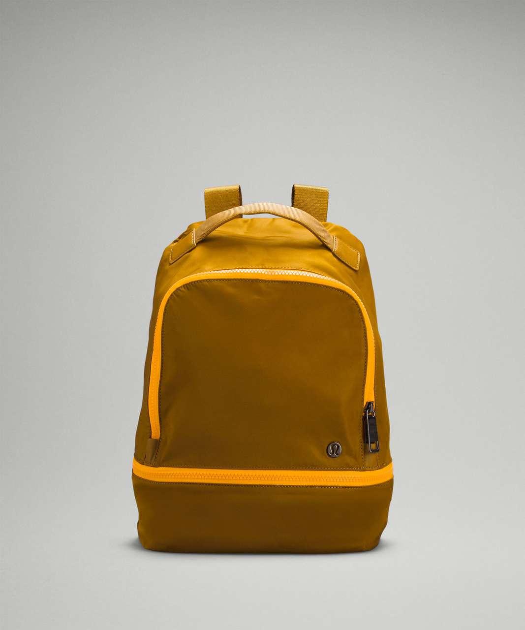 Lululemon City Adventurer Backpack 10L - Gold Spice