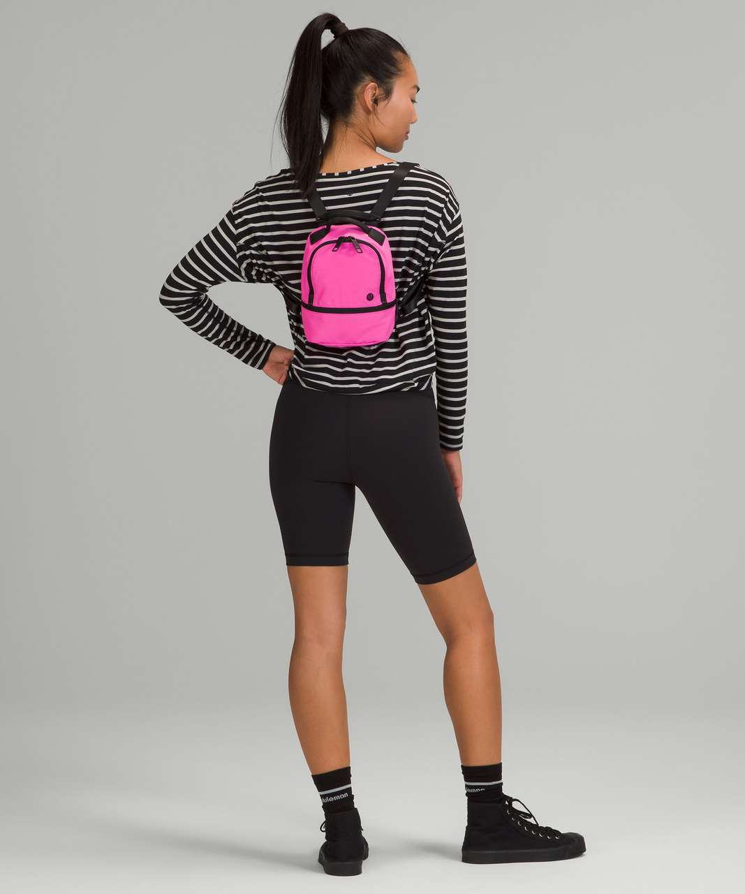 Lululemon City Adventurer Backpack Micro 3L - Pow Pink Light