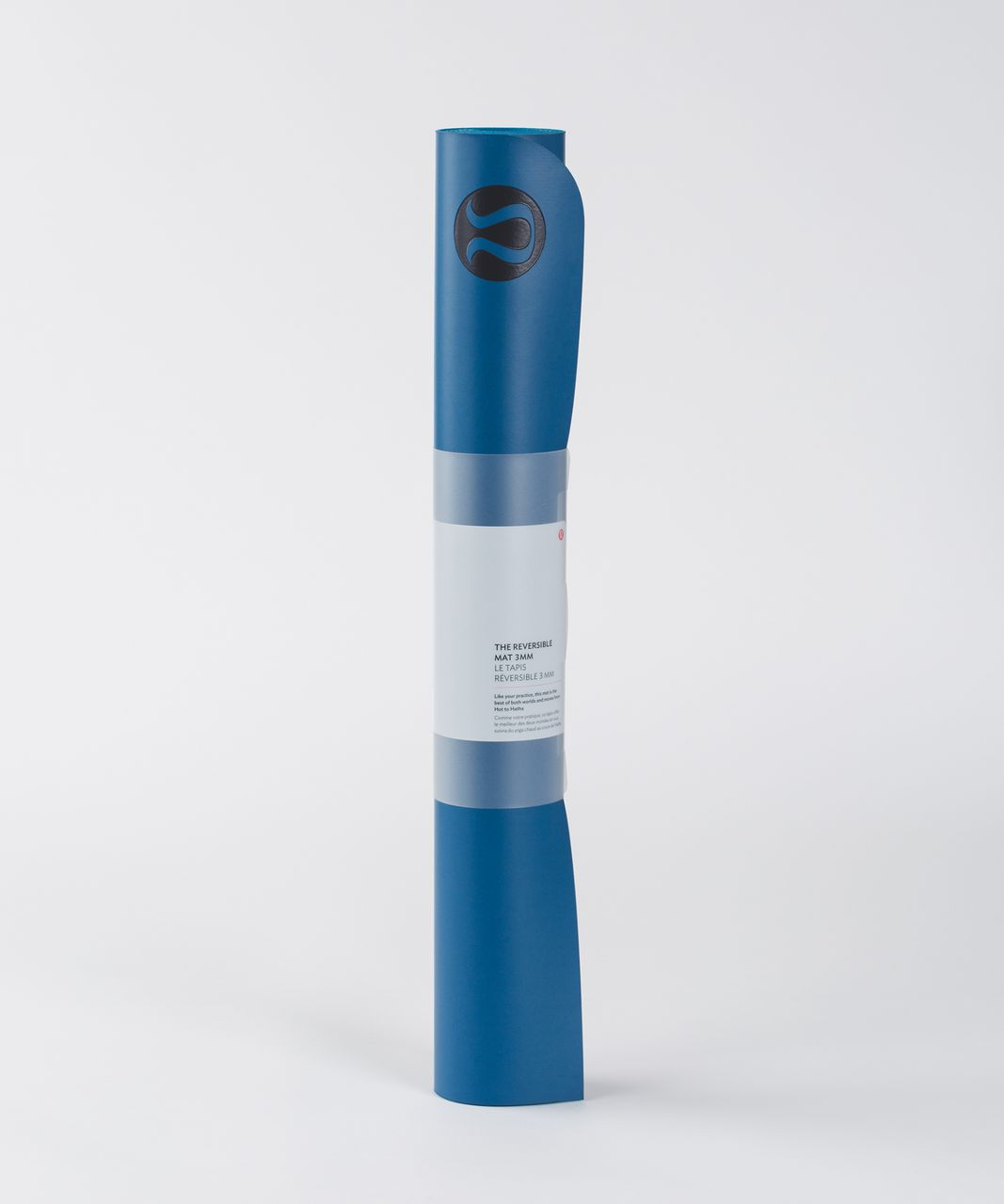Lululemon The Reversible Mat 3mm - Jet Set Blue / Shocking Blue