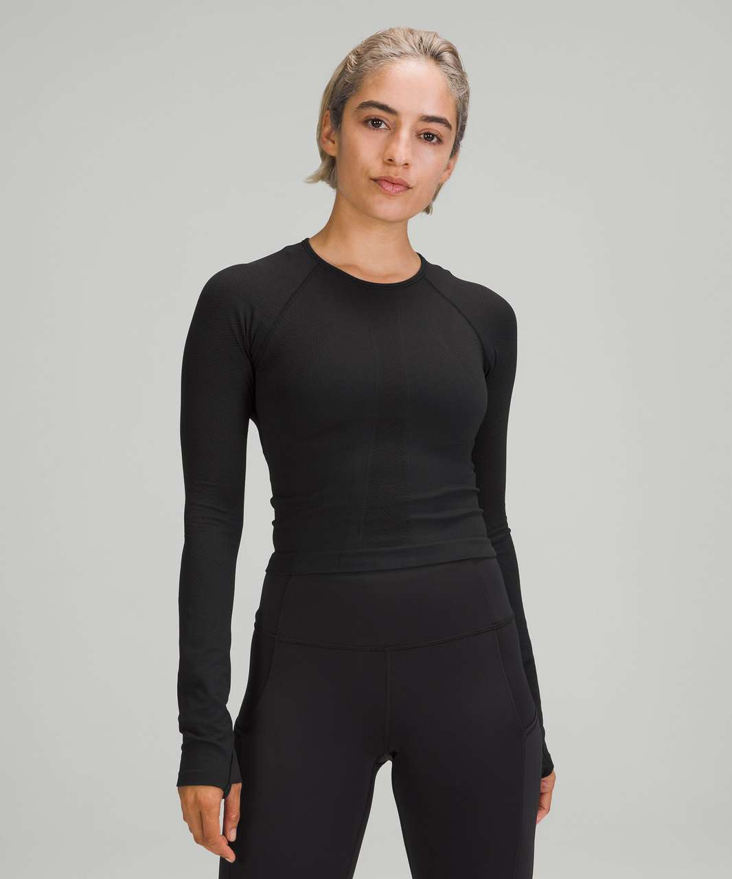 Lululemon For the Chill of it Long Sleeve - Black