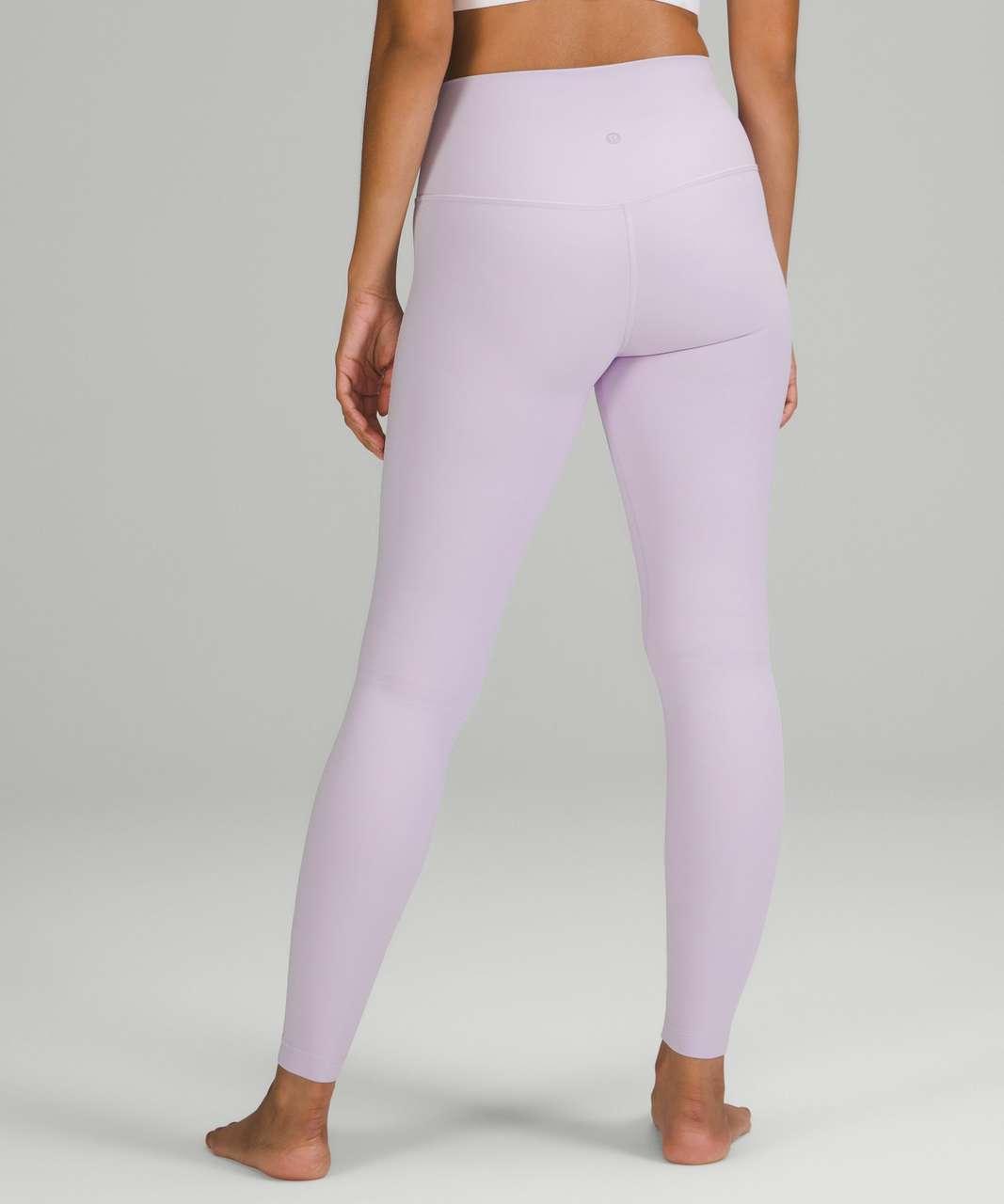"Lululemon Align High-Rise Pant 28"" - Lavender Dew"