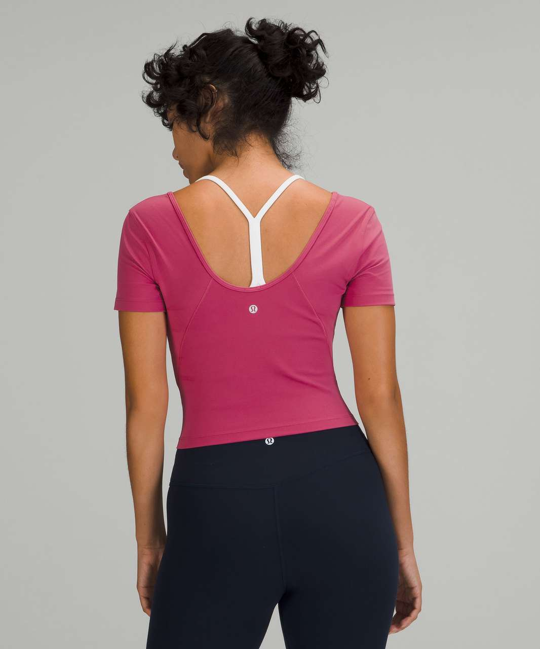 Lululemon Align T-Shirt - Pink Lychee