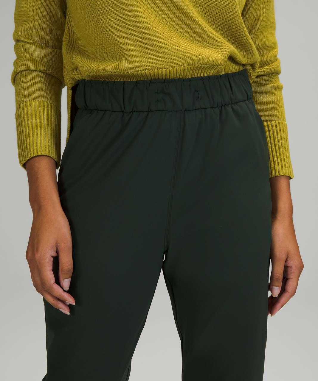 Lululemon Stretch Luxtreme High-Rise Pant *Full Length - Rainforest Green