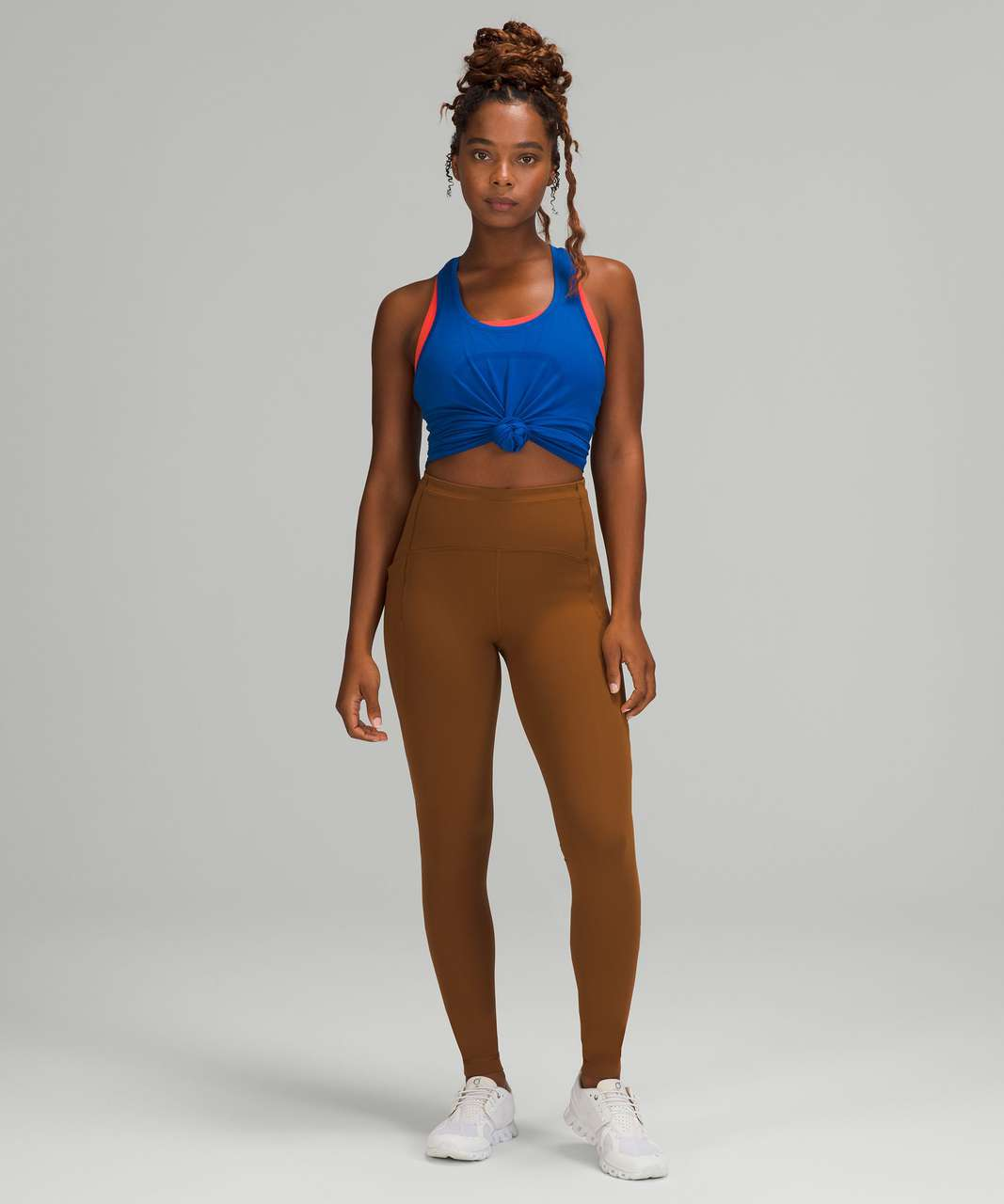 """Lululemon Swift Speed High-Rise Tight 28"""" - Copper Brown"""