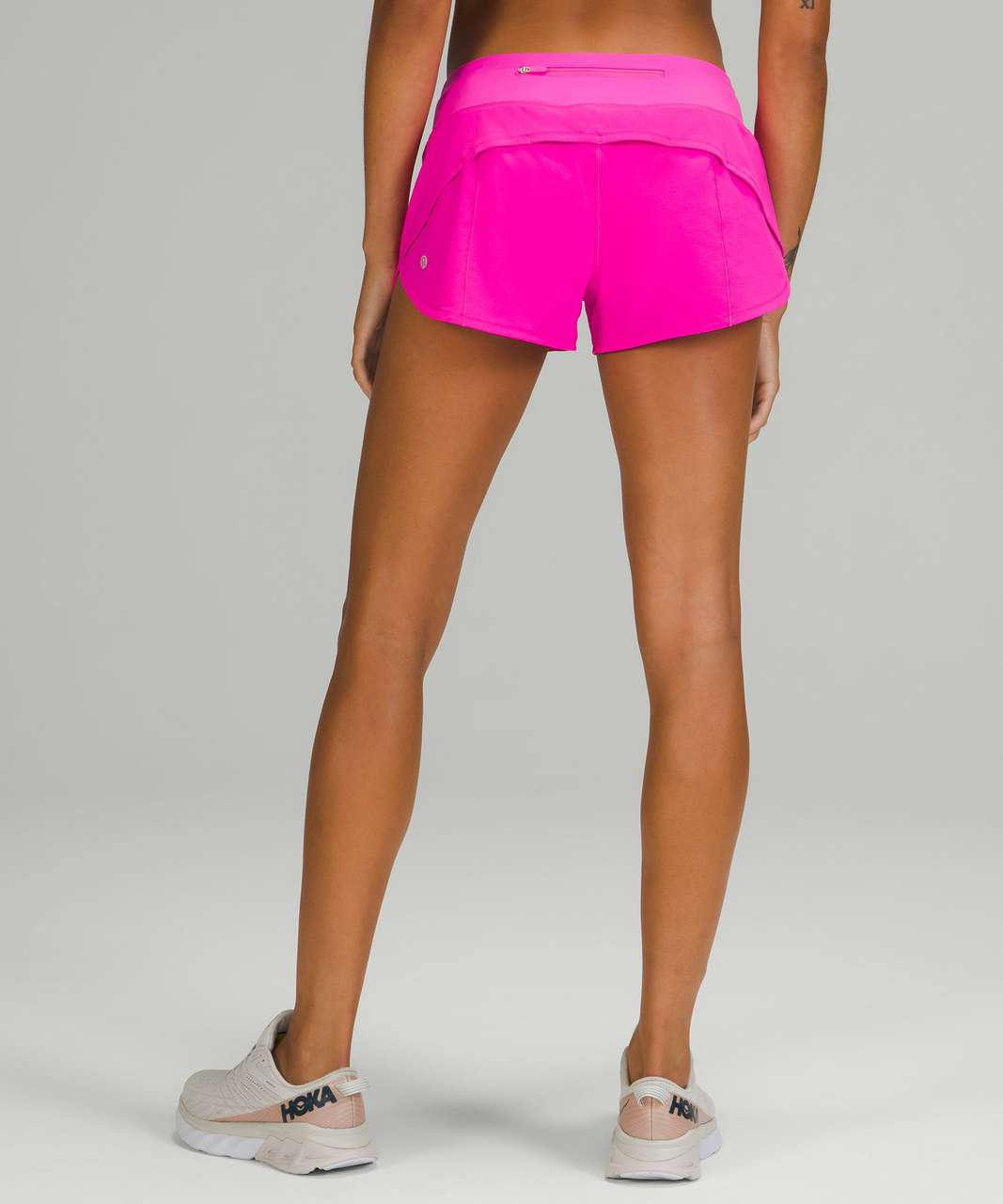 """Lululemon Speed Up Low-Rise Lined Short 2.5"""" - Pow Pink"""