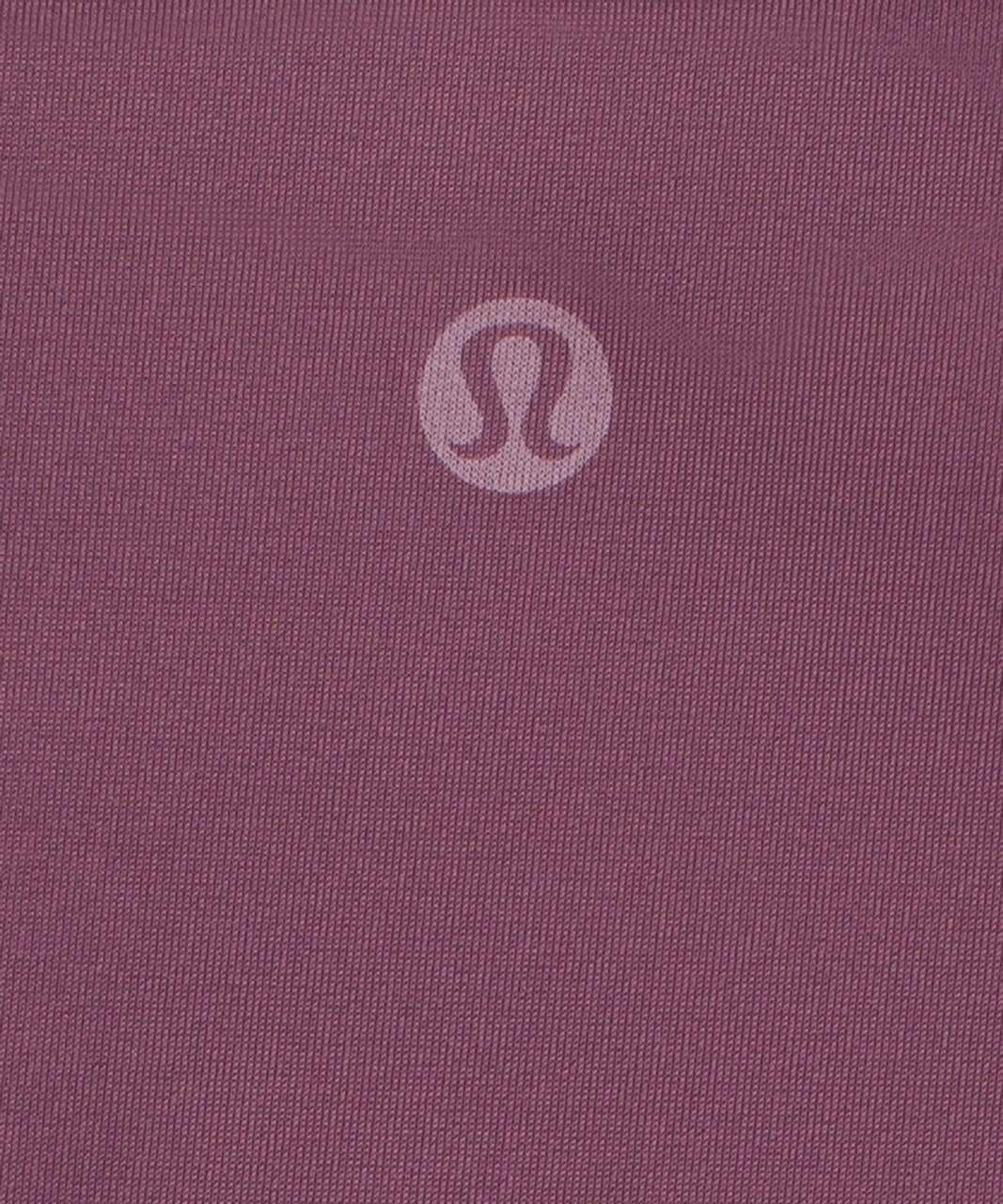 Lululemon InvisiWear Mid-Rise Thong Underwear 3 Pack - Chrome / Brick Purple / Dew Green