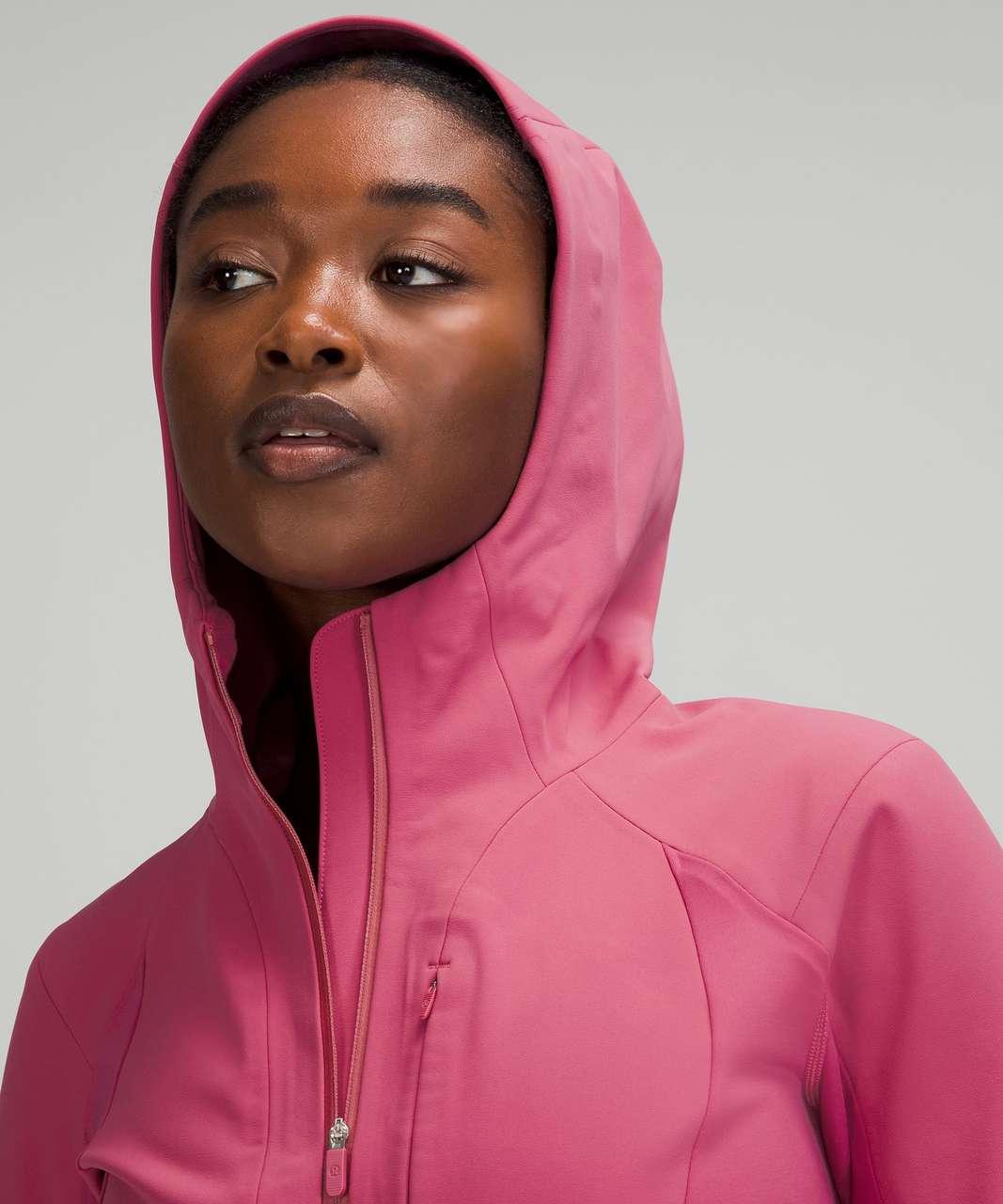 Lululemon Cross Chill Jacket *RepelShell™ - Pink Lychee