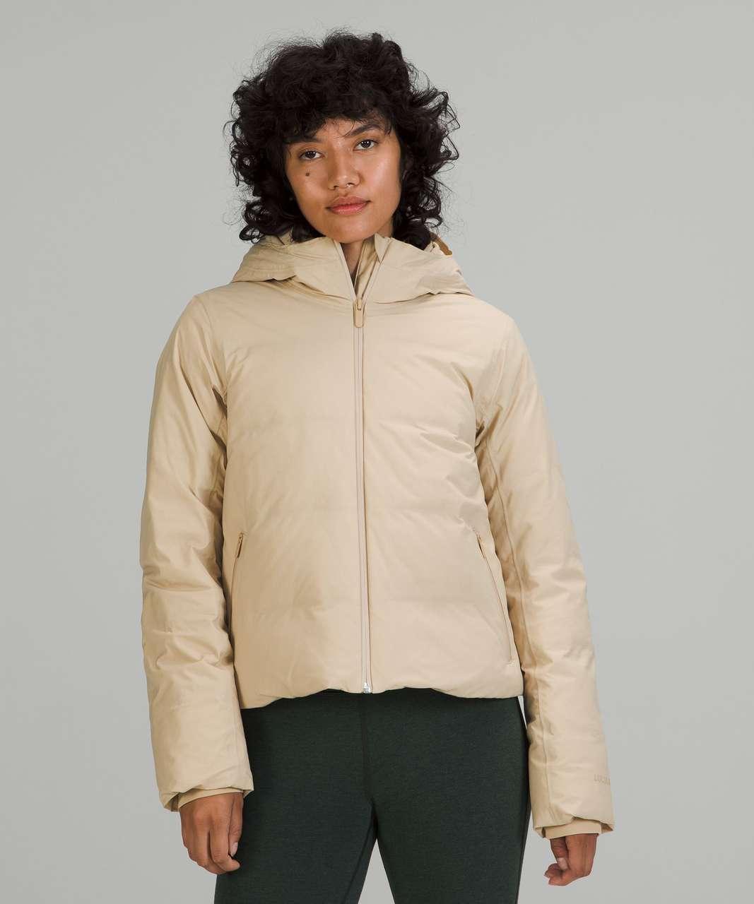 Lululemon Slush Hour Hooded Jacket - Trench