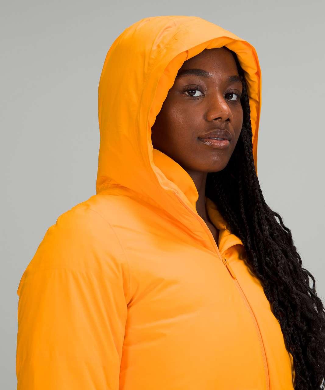 Lululemon Slush Hour Hooded Jacket - Clementine