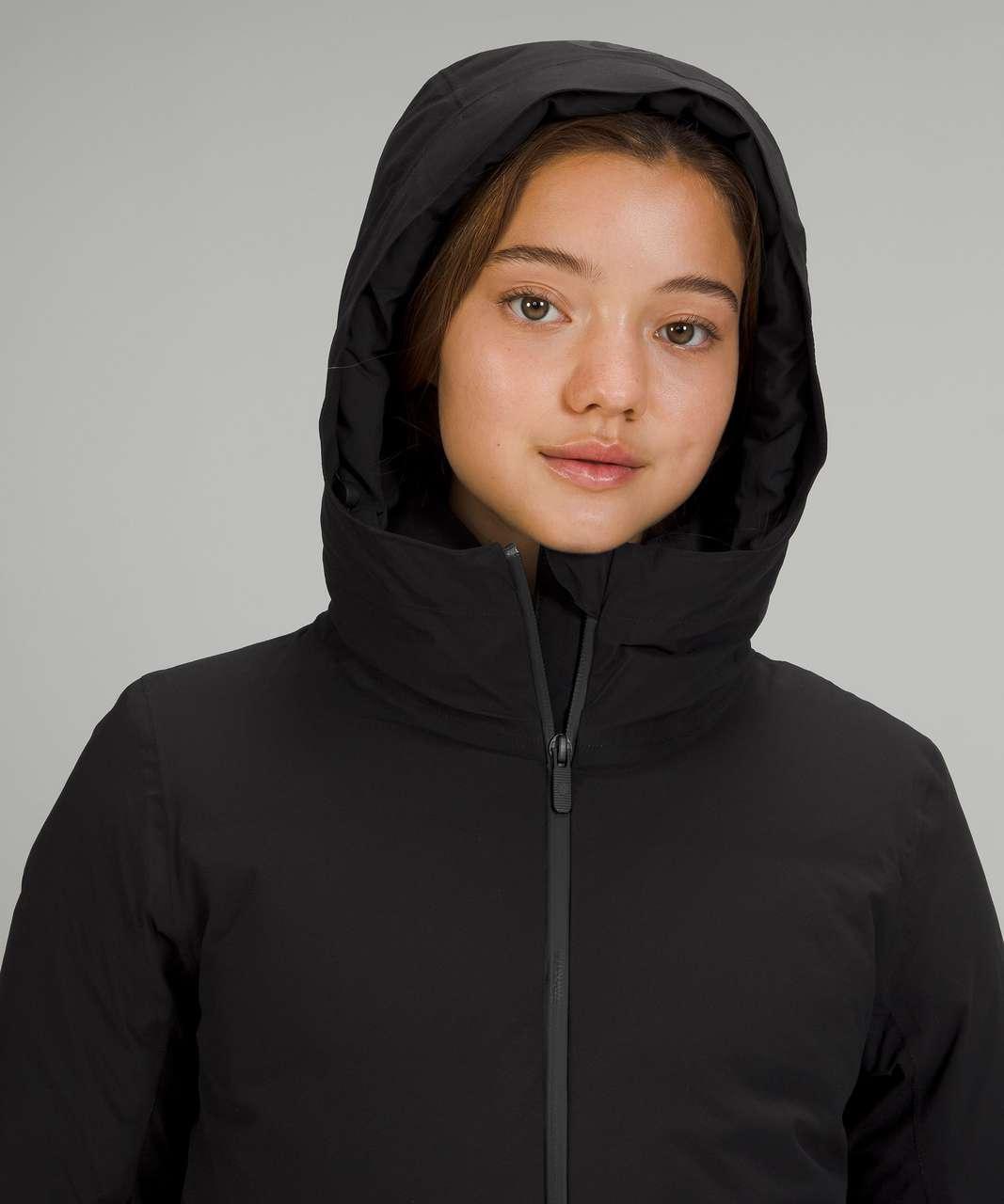 Lululemon Slush Hour Hooded Jacket - Black
