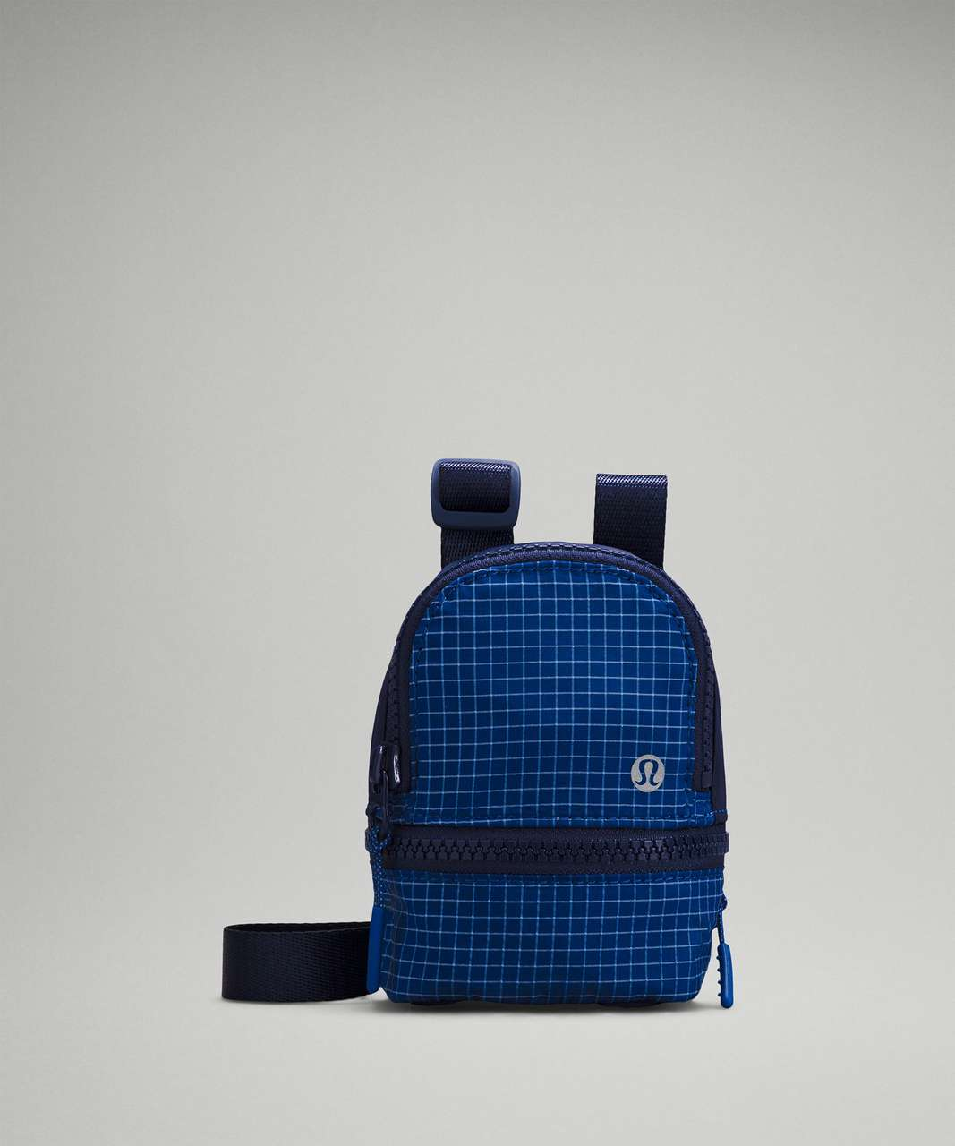 Lululemon City Adventurer Nano Crossbody Bag - Symphony Blue / Night Sea