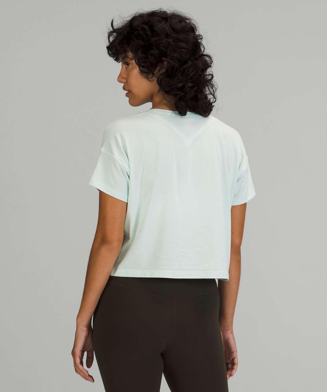 Lululemon Cates T-Shirt - Delicate Mint