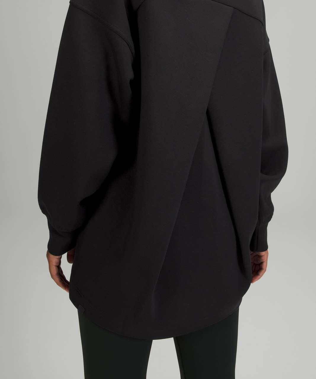 Lululemon Modal-Blend Turtleneck Tunic - Black
