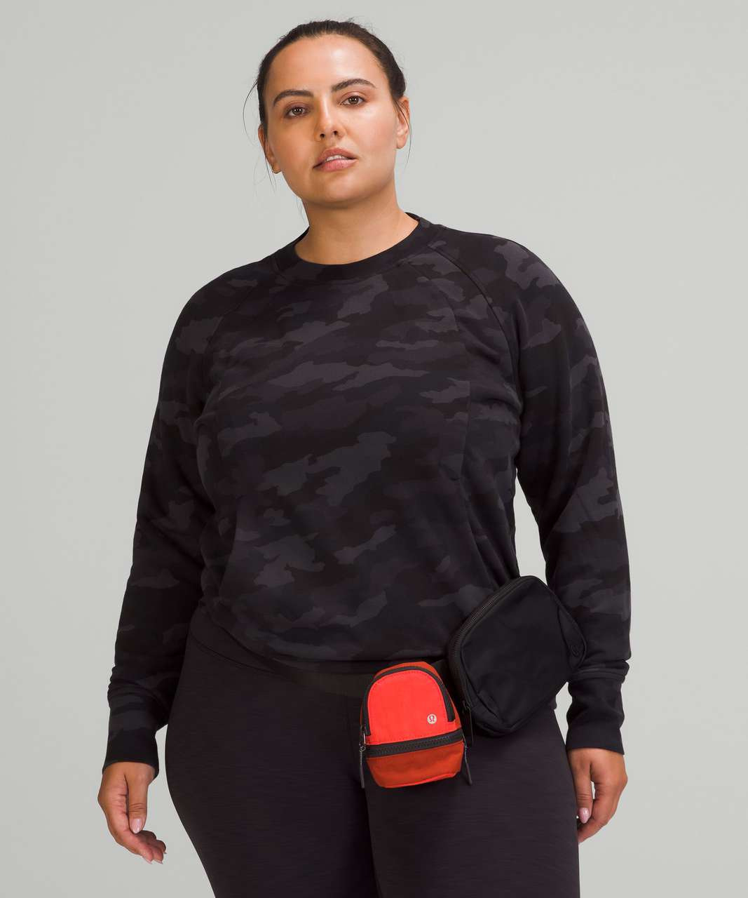 Lululemon City Adventurer Backpack *Nano - Autumn Red / Aztec Brick