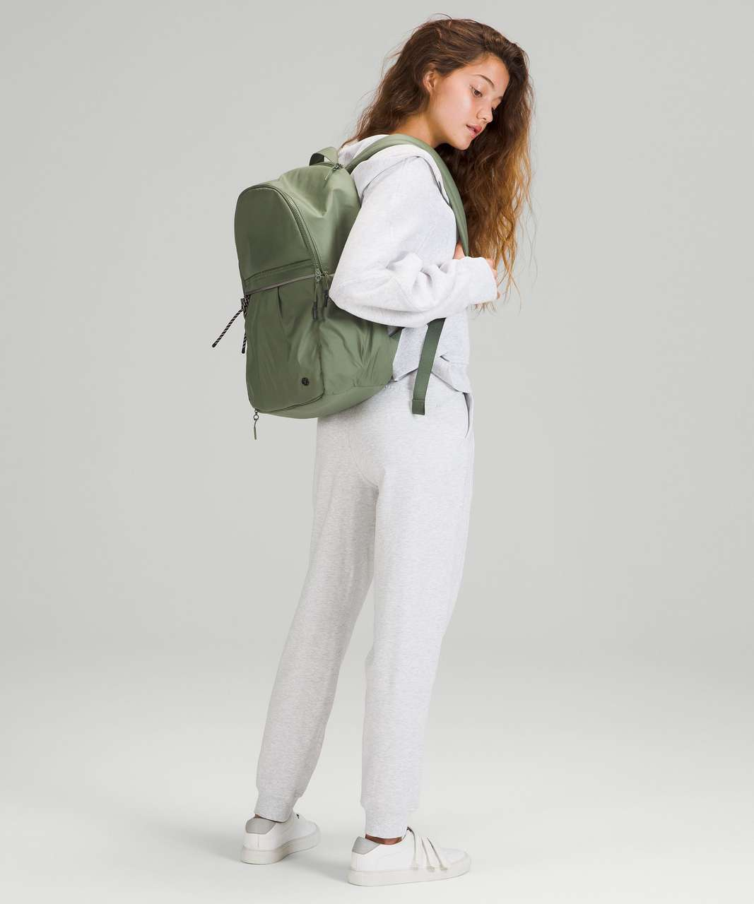 Lululemon Pack it Up Backpack 21L - Green Twill