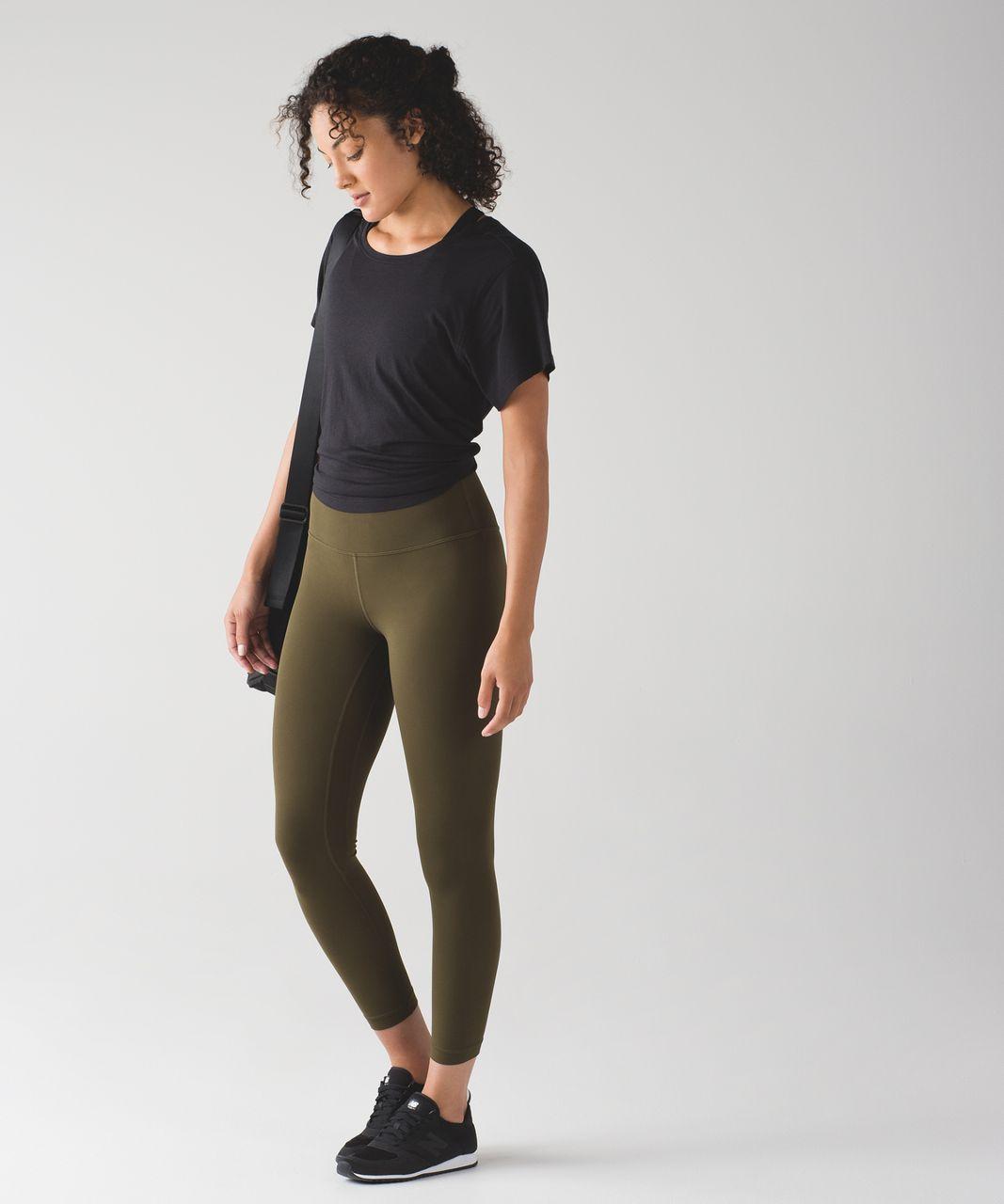 Lululemon Align Pant II - Military Green