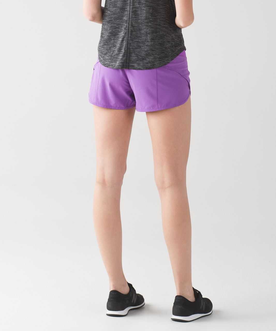 Lululemon Speed Short - Moonlit Magenta