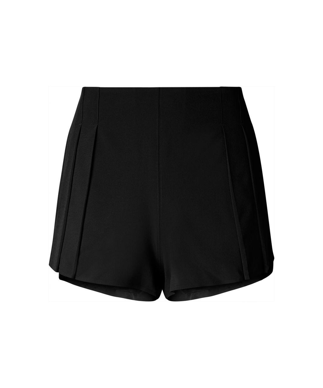Lululemon &go Endeavor Short - Black