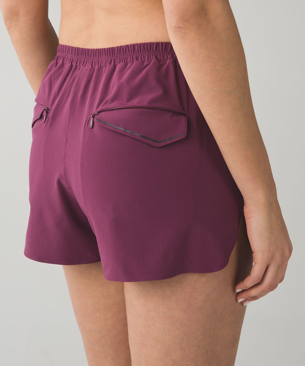 Lululemon &go Endeavor Short - Red Grape