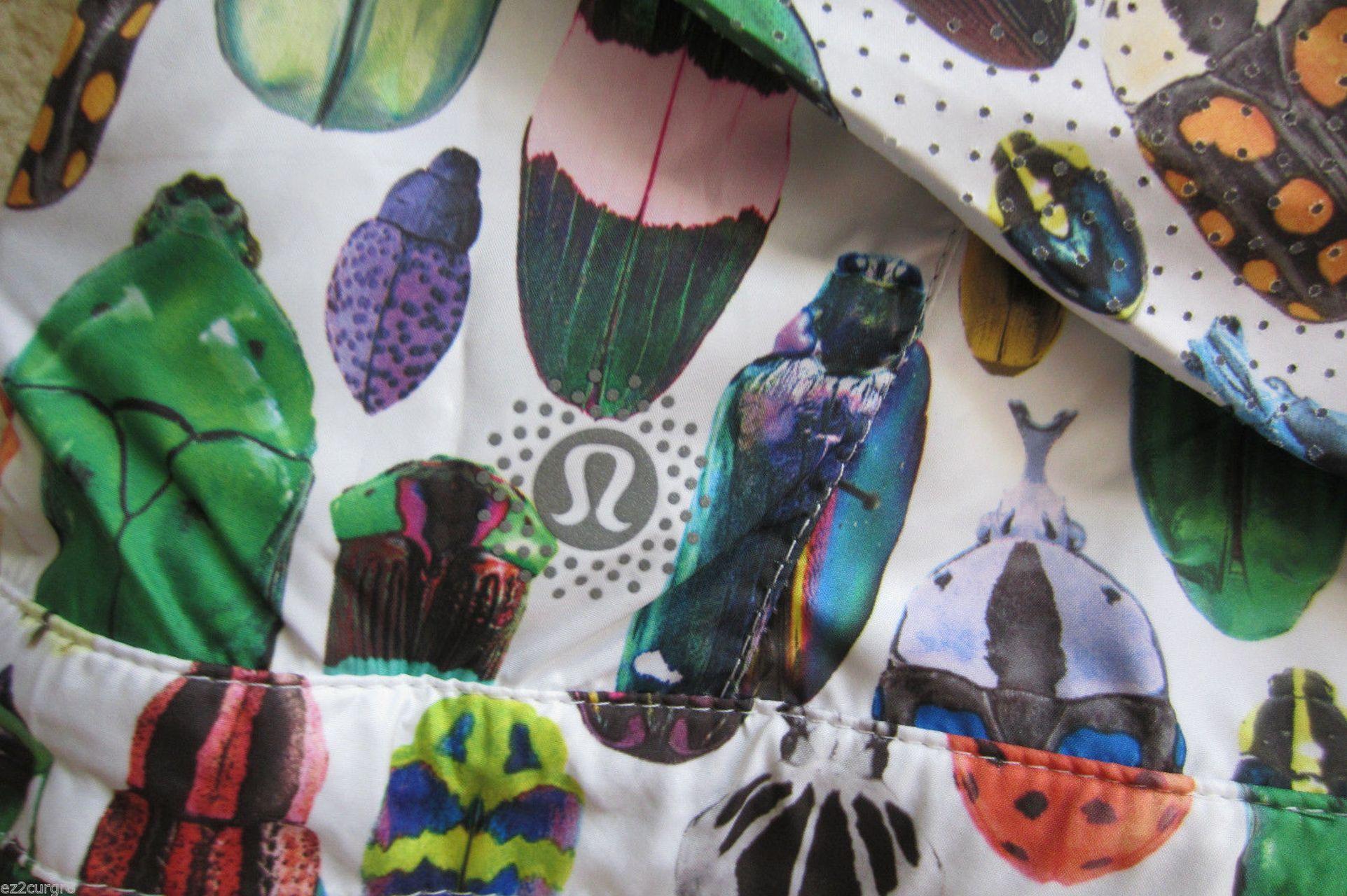 Lululemon Miss Misty Jacket - 2015 Seawheeze - Bugs