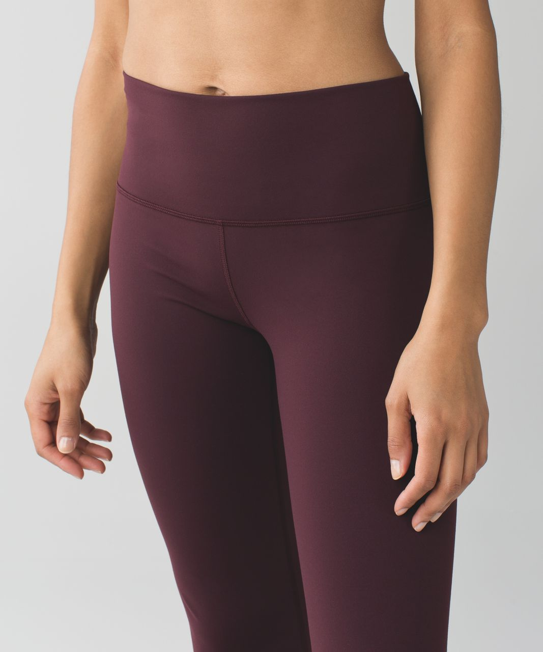 Lululemon Groove Pant III (Regular) - Bordeaux Drama