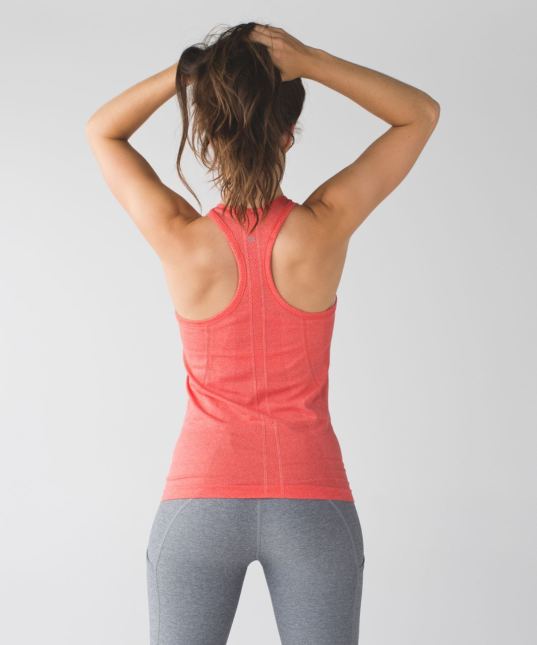 Lululemon Swiftly Tech Racerback (First Release) - Heathered Alarming