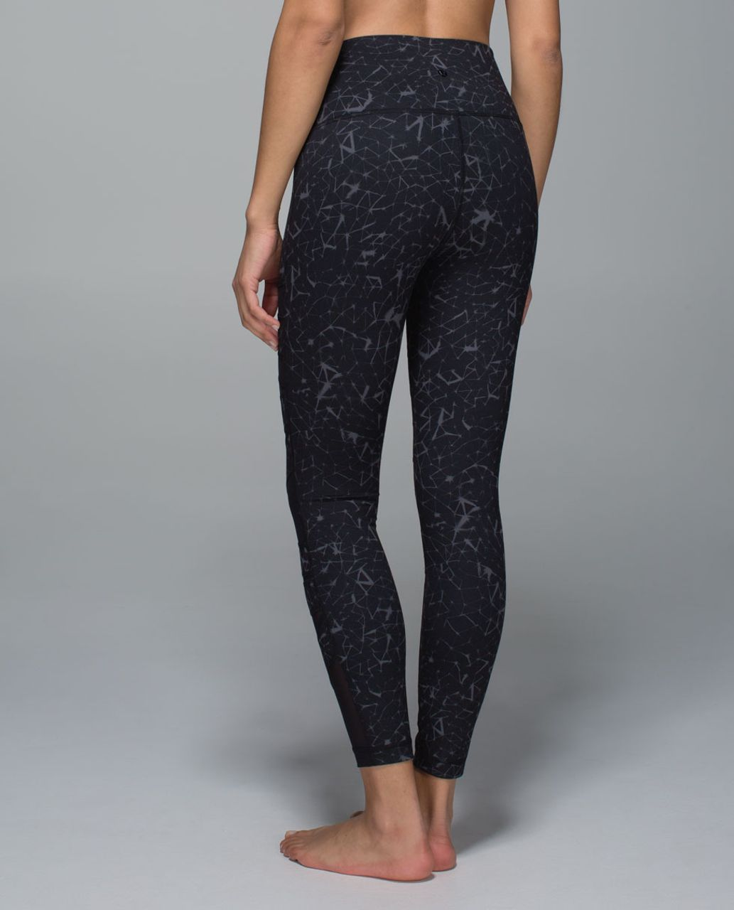 73e6aa289a828c Lululemon High Times Pant *Full-On Luon (Mesh) - Star Crushed Coal ...