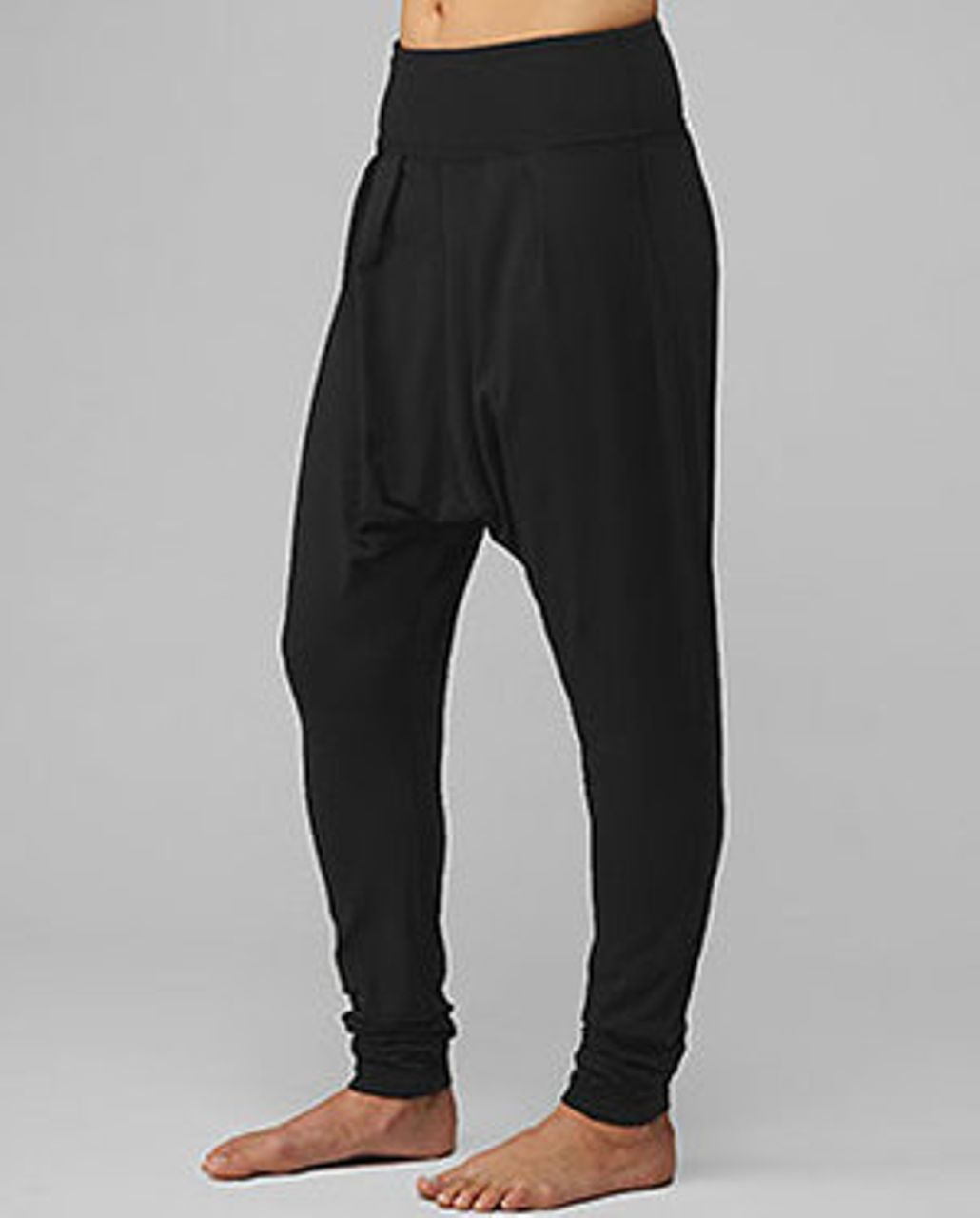 Lululemon Harem Yoga Pants - Black