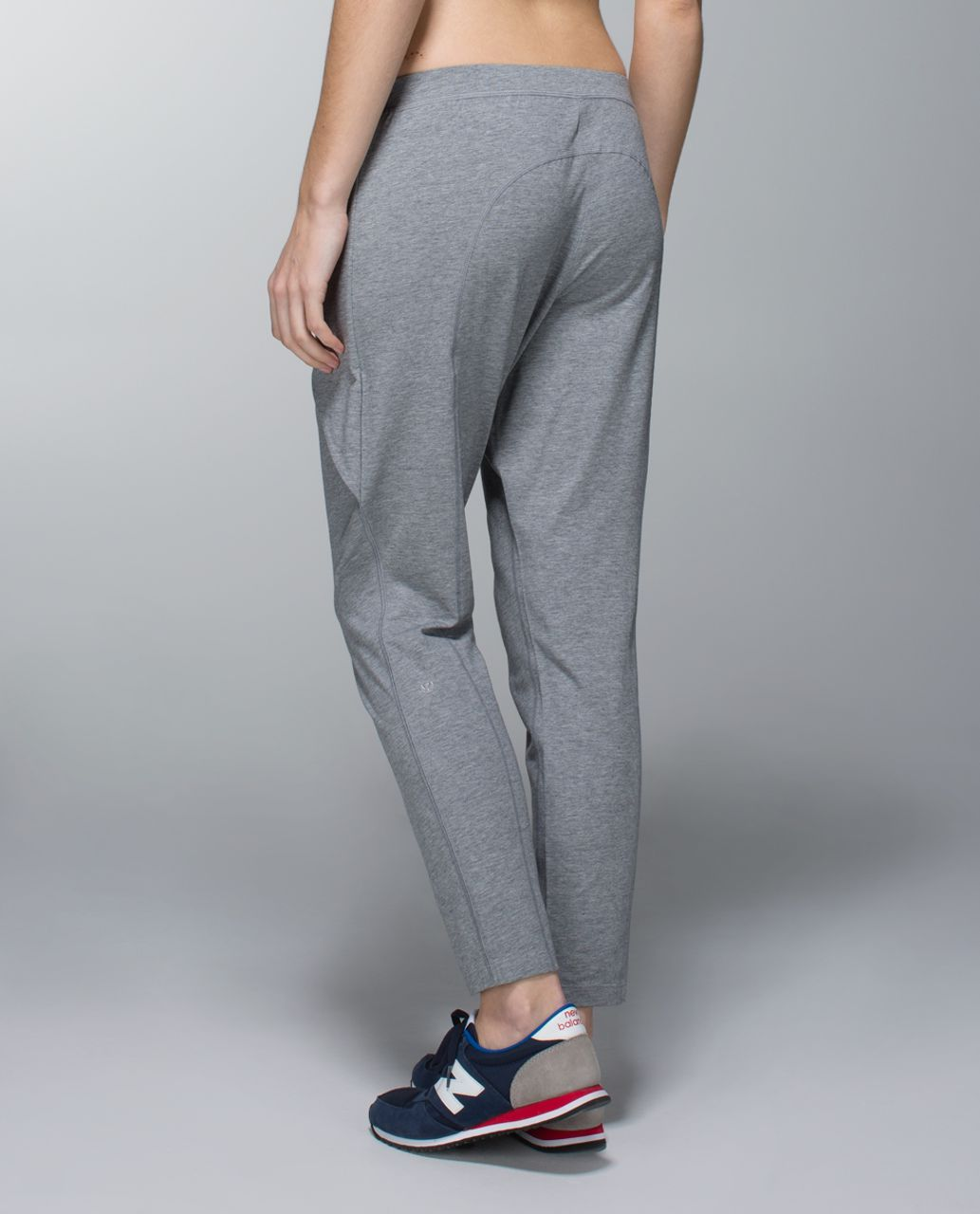 46adfdc2f9f8eb Lululemon Tie One On Pant - Heathered Medium Grey - lulu fanatics