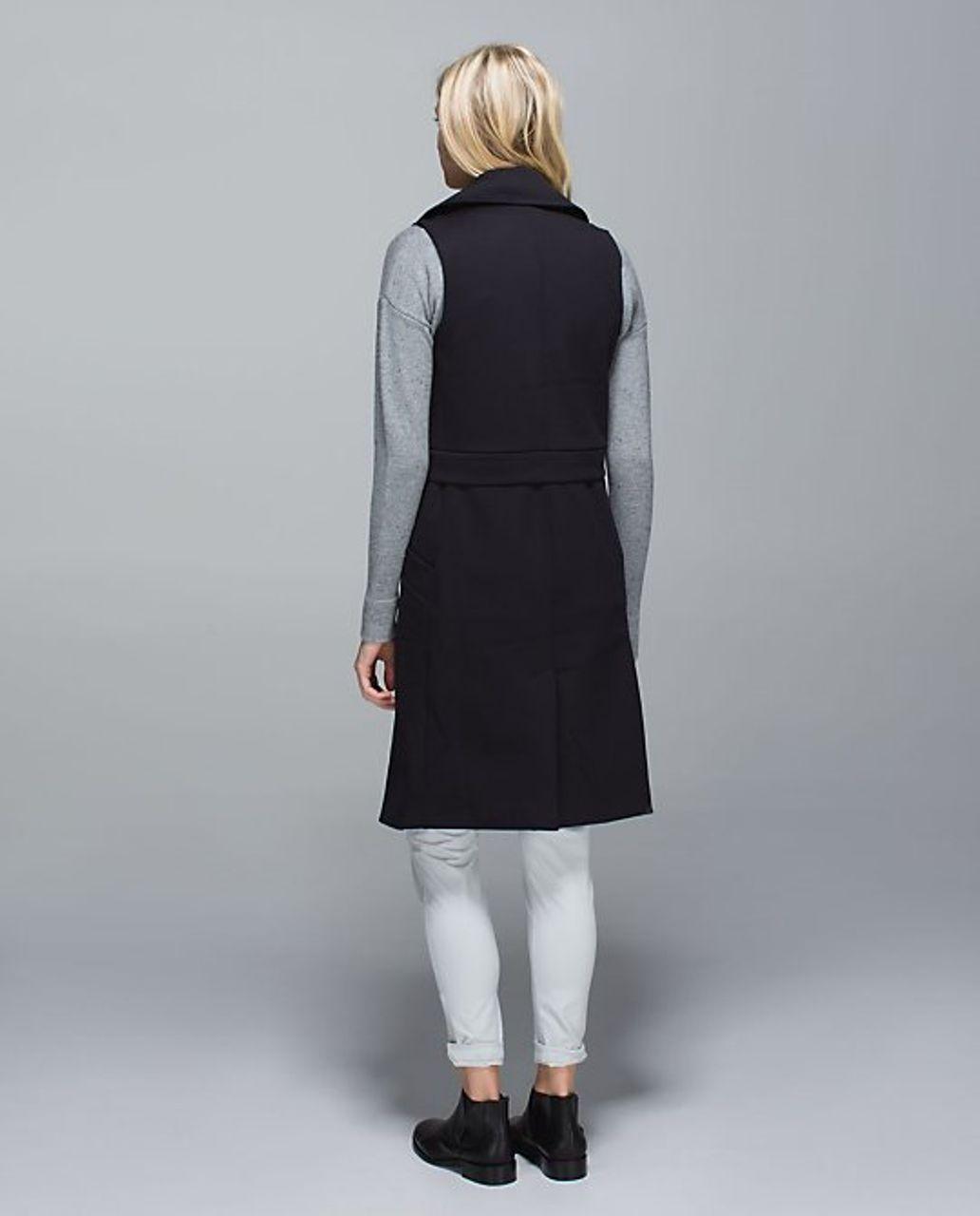 Lululemon Quick Change Vest - Black