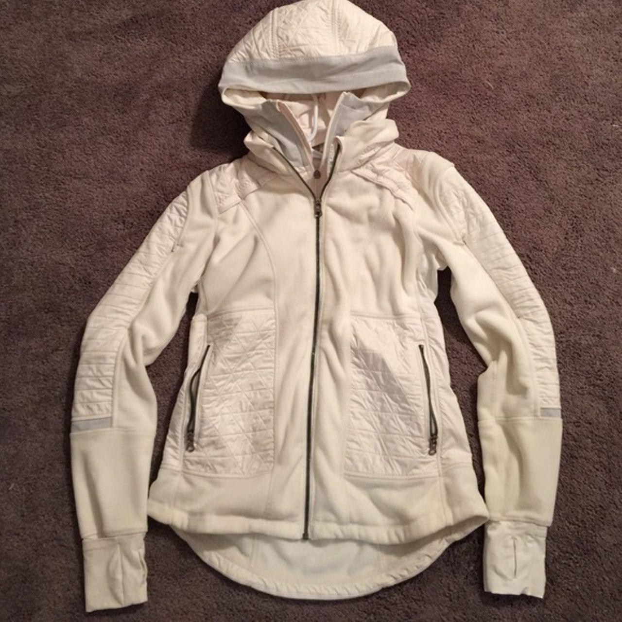 Lululemon Fleecy Keen Jacket II - Ghost