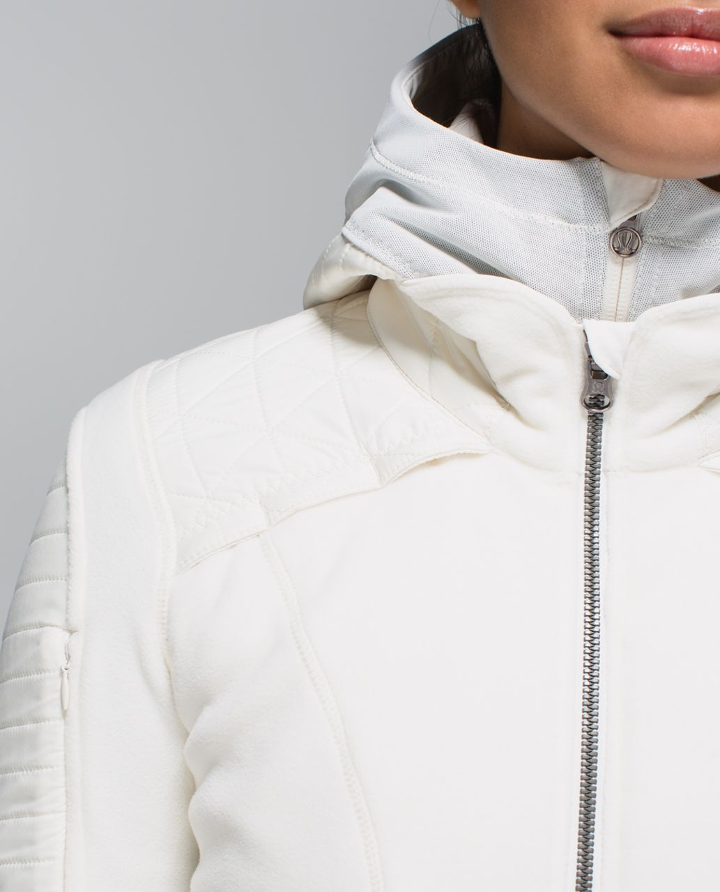 Lululemon Fleecy Keen Jacket II - Ghost