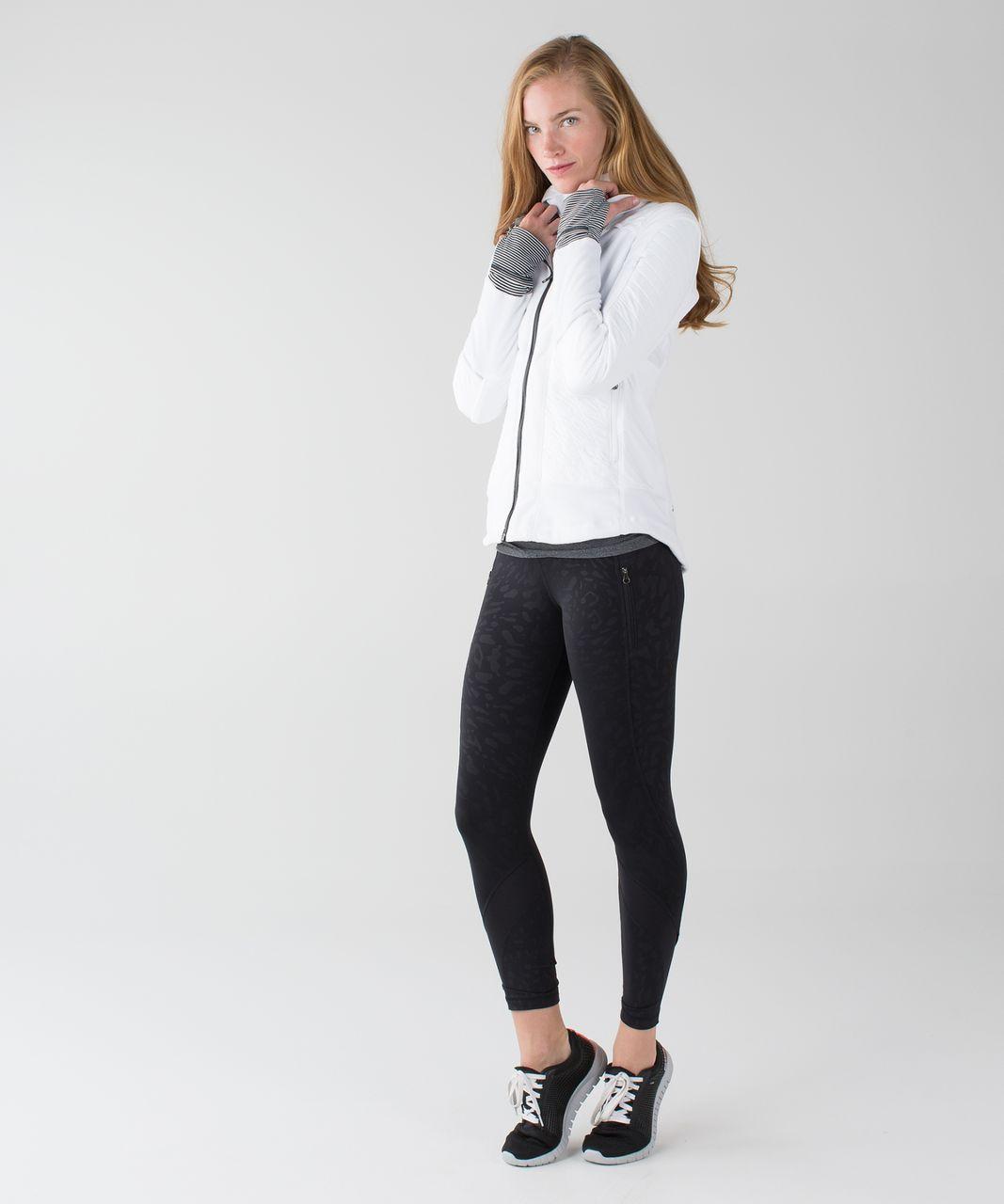 Lululemon Fleecy Keen Jacket III - White