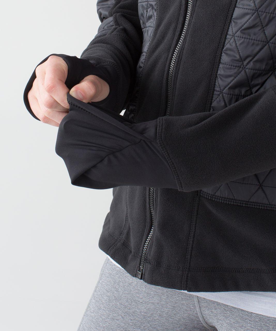 Lululemon Fleecy Keen Jacket III - Black