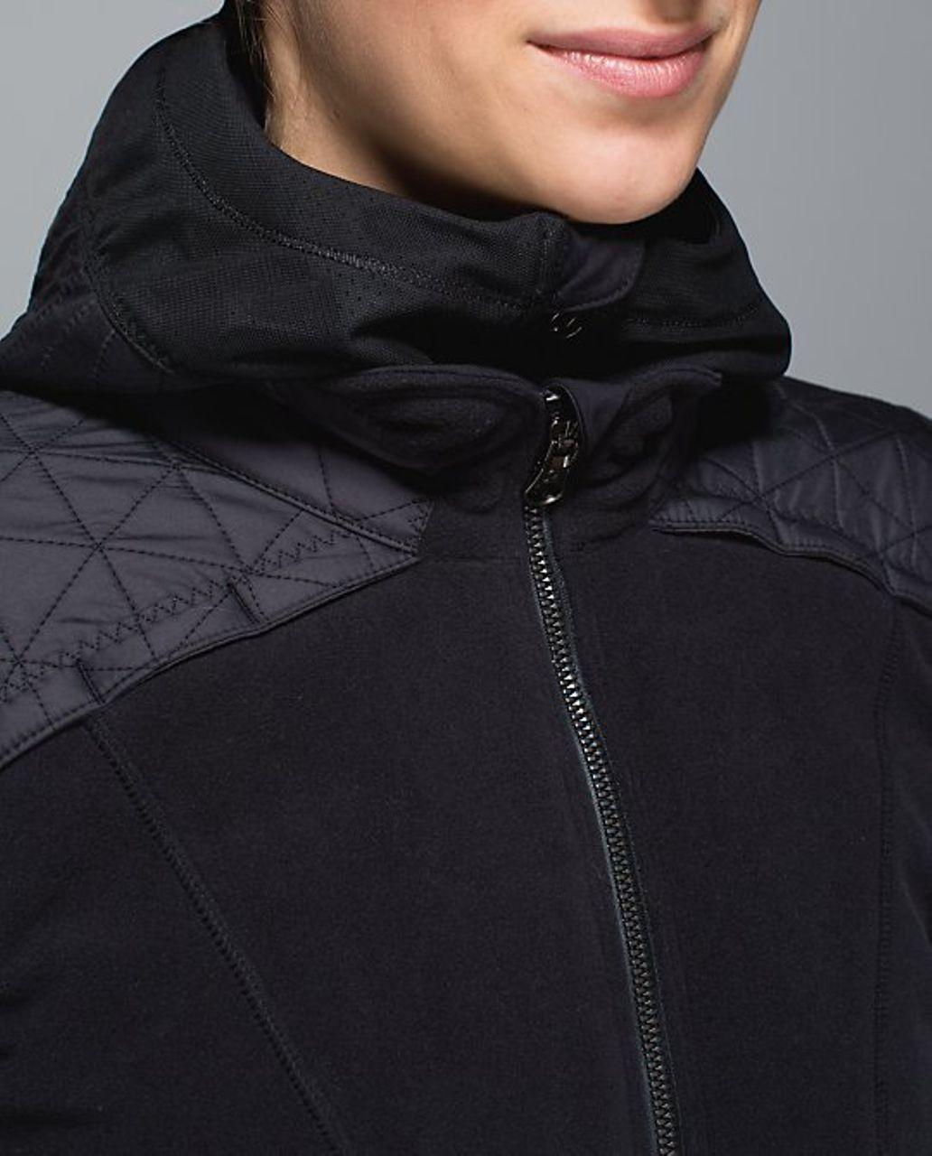 Lululemon Fleecy Keen Jacket II - Black