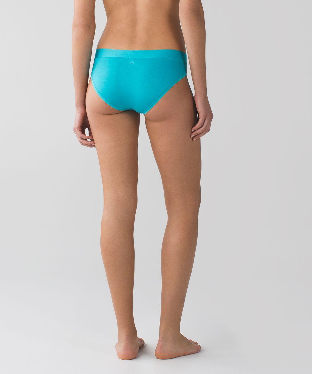 Lululemon Mula Bandhawear Bikini - Peacock Blue