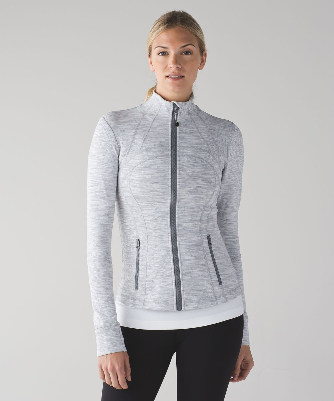 Lululemon Define Jacket - Wee Are From Space Nimbus Battleship (First Release)
