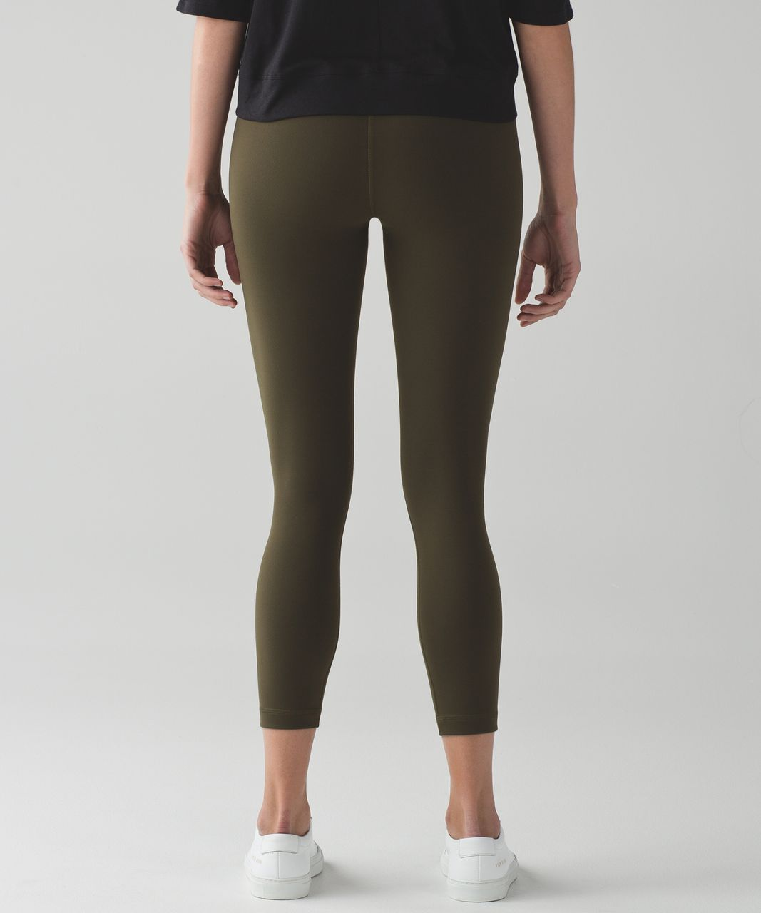 Lululemon High Times Pant (Full-On Luon) - Military Green