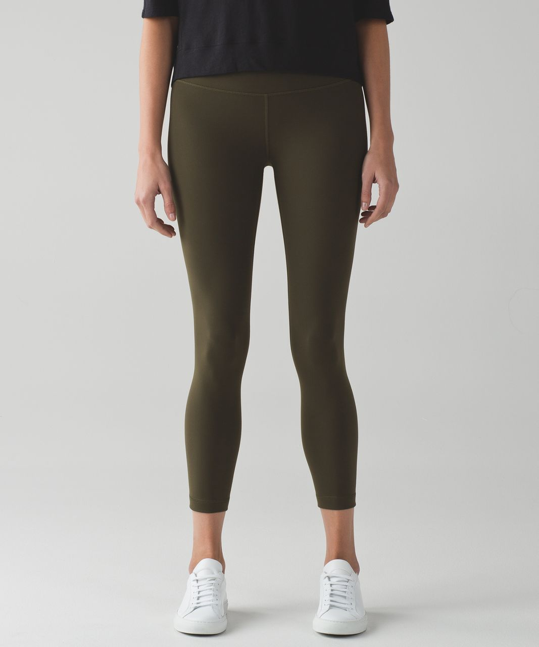 Lululemon High Times Pant (Full-On Luon) - Military Green