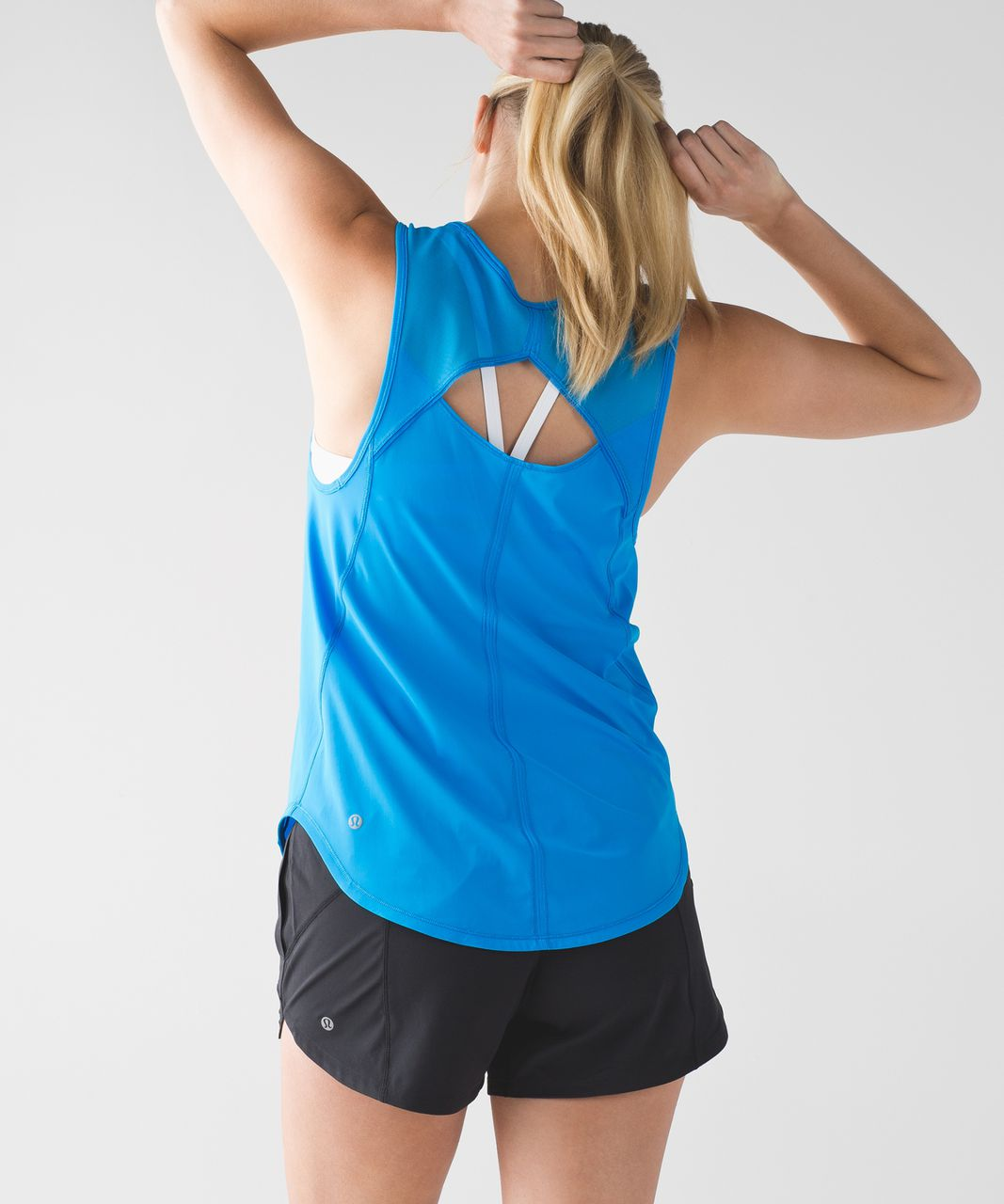 Lululemon Sculpt Tank - Beach Blanket Blue