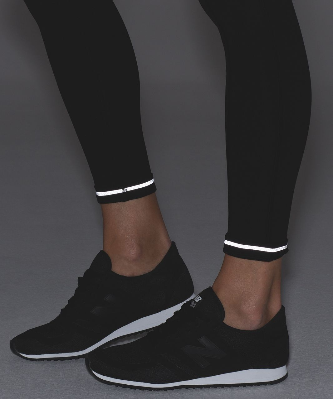 Lululemon Speed Tight V (Brushed) - Black