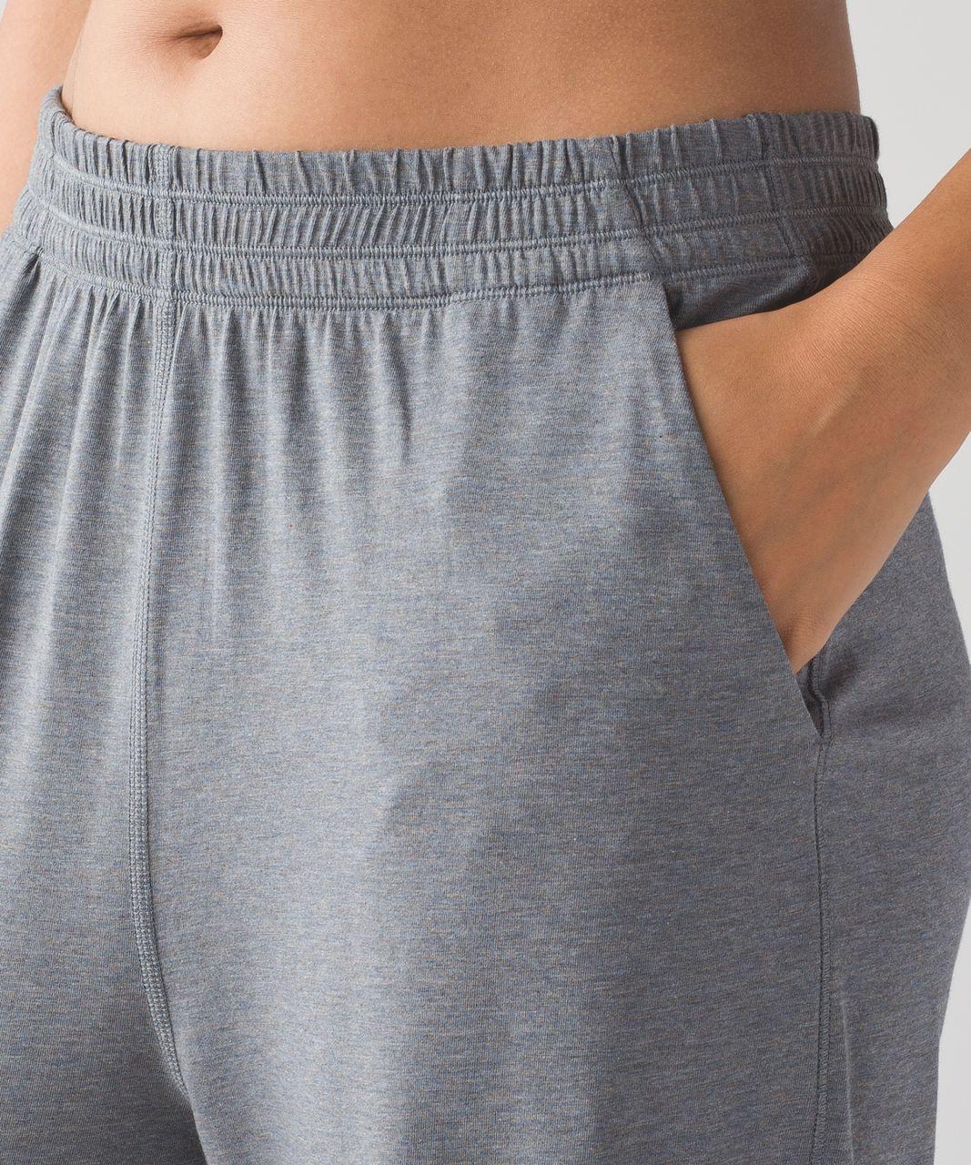 Lululemon Rite Time Pant - Heathered Arctic Grey